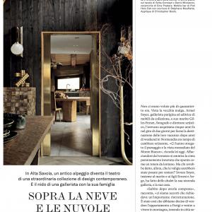 AD ITALY - GALERIE ARMEL SOYER - JANVIER 2021