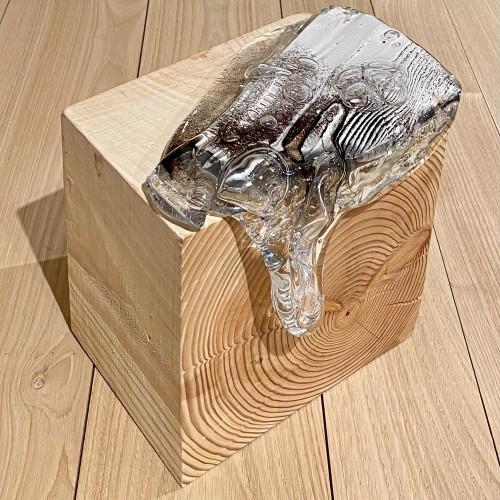 Liquid Wood Block II