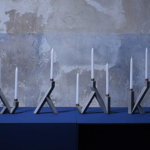 Candlesticks BO1701-DLT