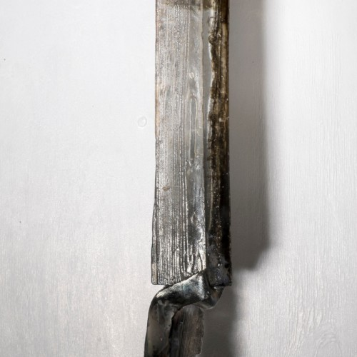 Gray Suspended Wood 2
