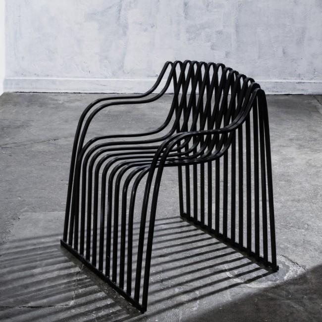 CONTOUR garden chair