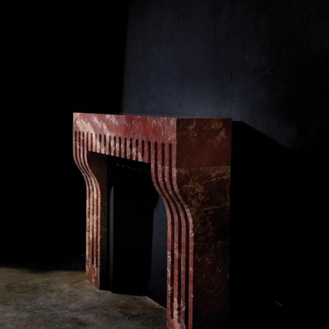 PALAIS Fireplace