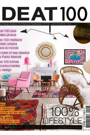 Ideat n°100 Avril-Mai 2013