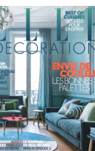 ELLE DECORATION PAD 2017