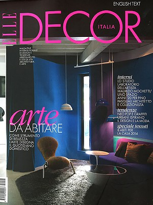 ELLE DECOR ITALIA MARS 2014
