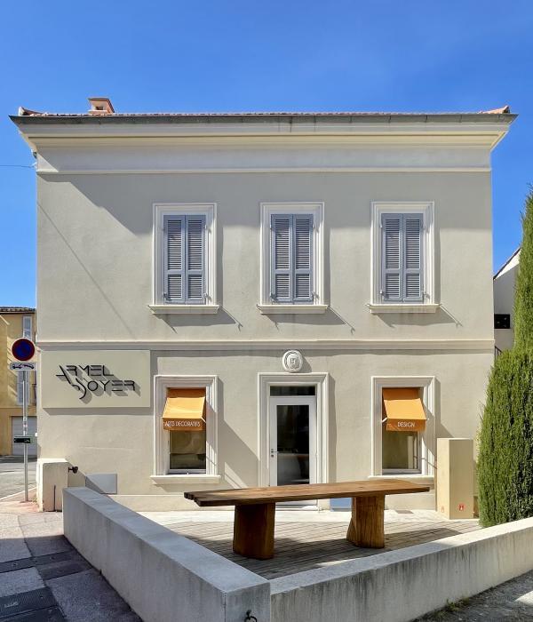 Armel Soyer in Saint-Tropez
